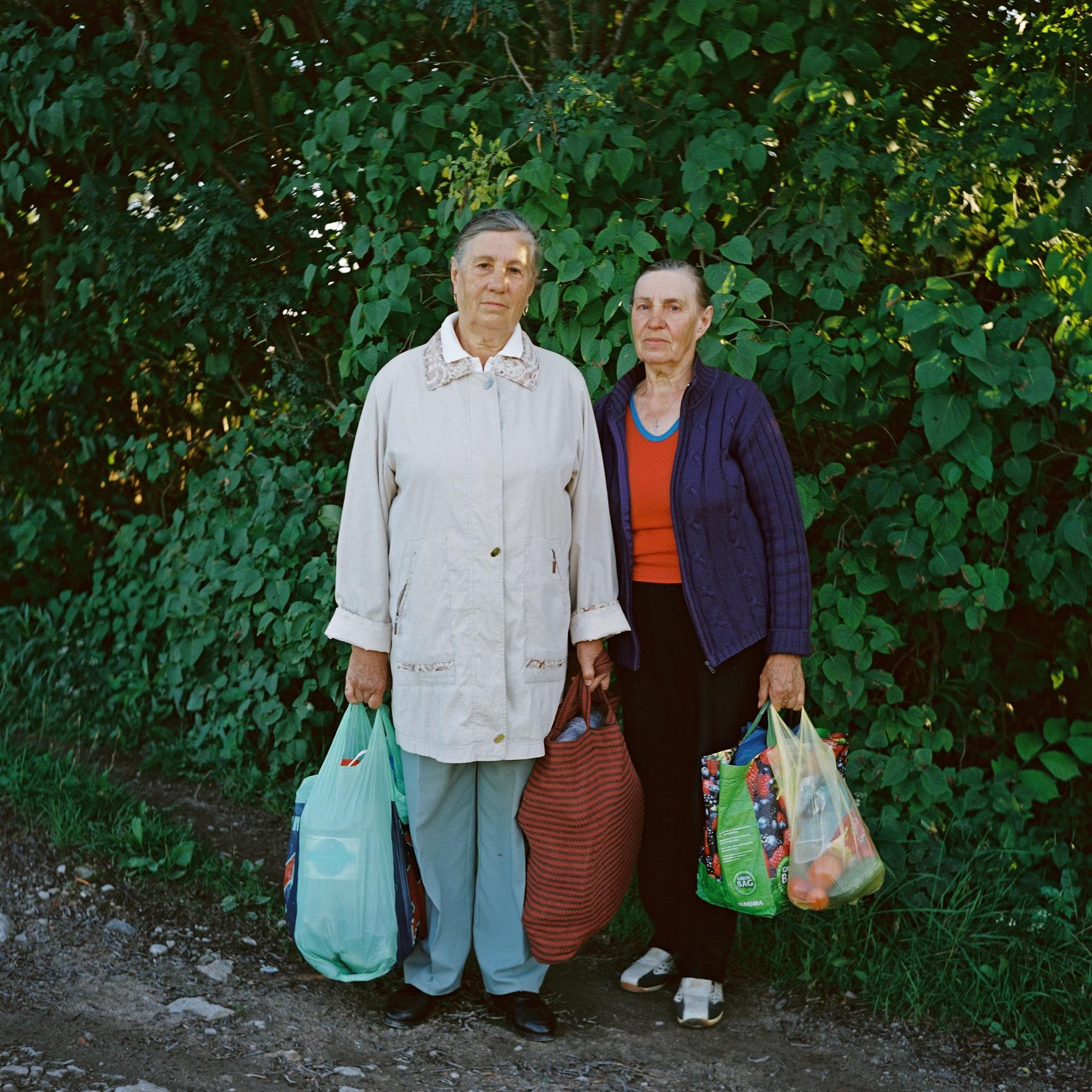 Valentina & Nadezda, 31.07.2011