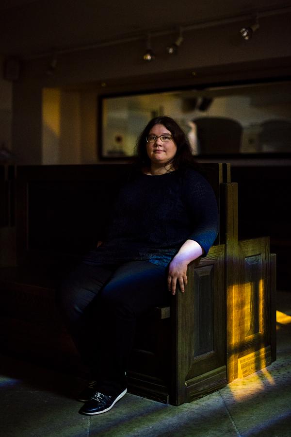 Diana Leesalu. Foto: Priit Mürk