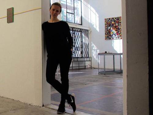 Eda Tuulberg. Foto: Eesti Kaasaegse Kunsti Arenduskeskus