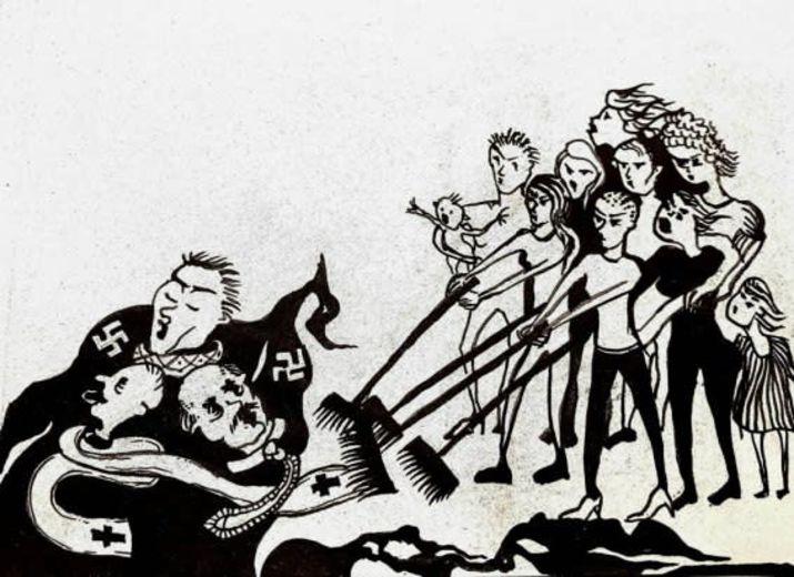 Illustratsioon: Feminism in Eastern Europe