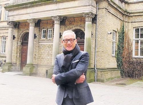 Herbert Grüner. Foto: Annica Müllenberg