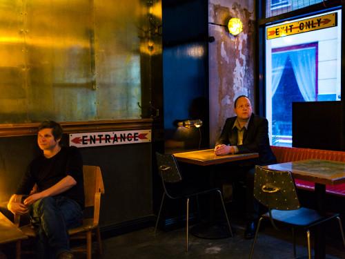 Neeme Lopp ja Jaak Tomberg. Foto: Priit Mürk