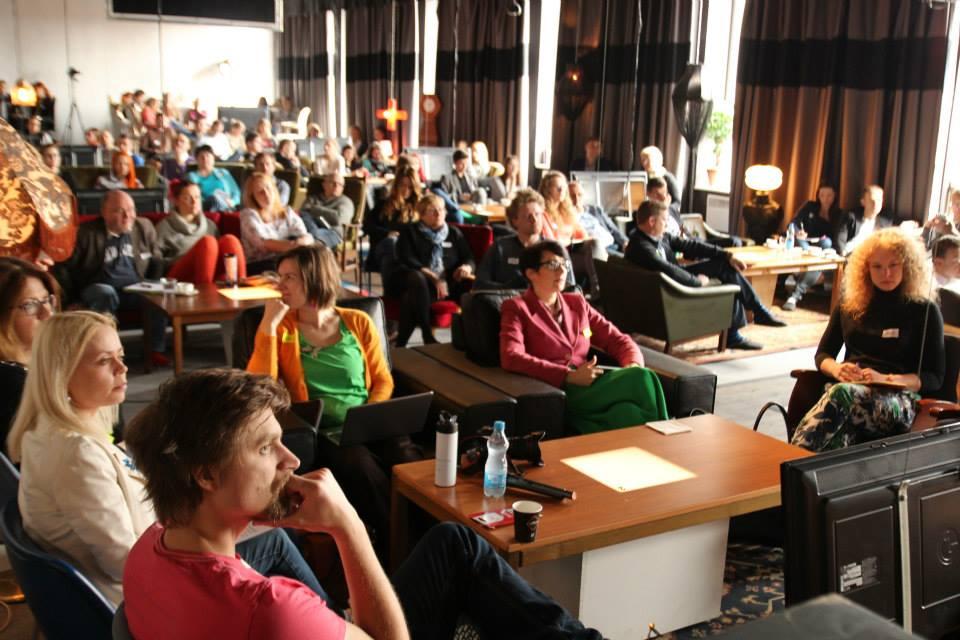 Telliskivi Jagamismajanduse seminar. Foto: Martin Laidla