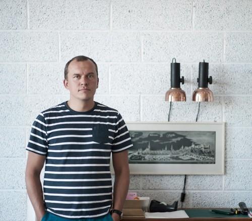 Jan Skolimowski. Foto: Juho Kalberg