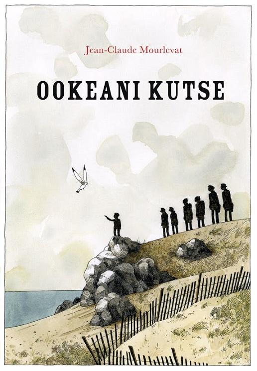 """""""Ookeani kutse"""" esikaas"""