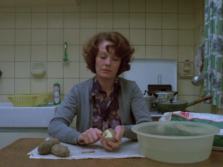 "Kaader filmist ""Jeanne Dielman, 23 quai du Commerce, 1080 Bruxelles"