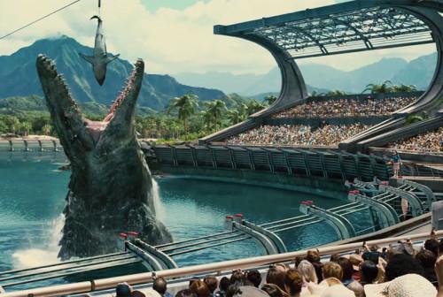 "Kaader filmist ""Jurassic World"""