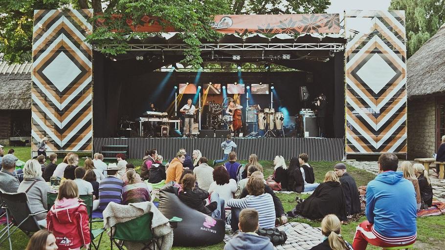 Festival Juu Jääb 2013. Foto: Renee Altrov