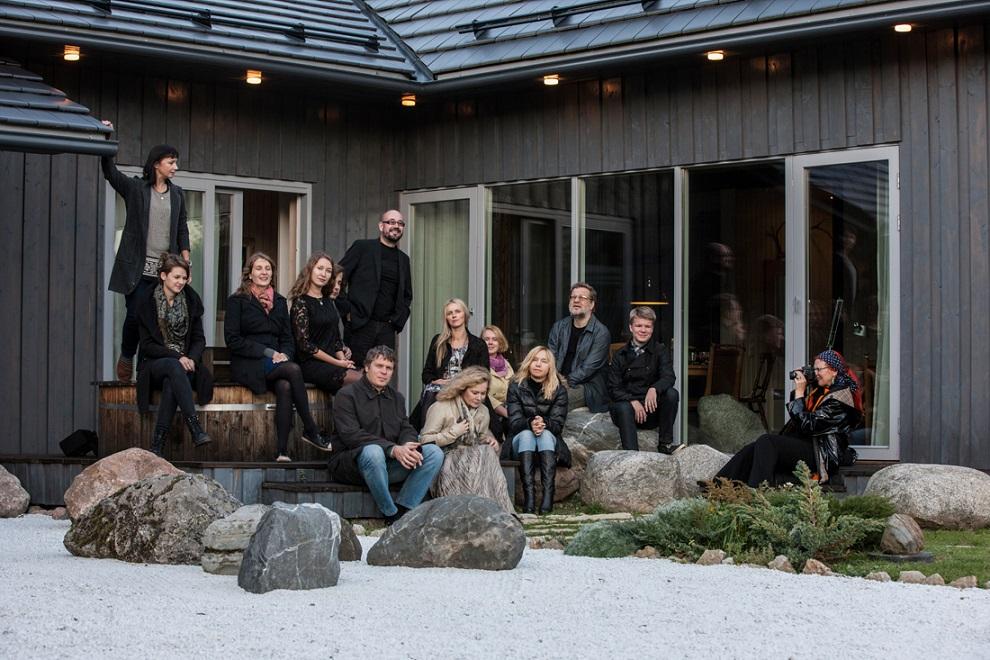 Luulefestivali Käsmu Sügis koondumispunktiks kujunes Rein Raua perekonna kodumaja