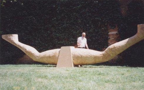 Kaader Eesti 1999. aasta paviljonist. Kõik fotod: KKEK