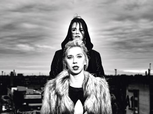 Katariina Tamm ja Piret Krumm. Foto: Priit Mürk