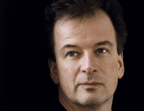 Romaanikirjanik Kjell Westö. Foto: Katja Lösönen