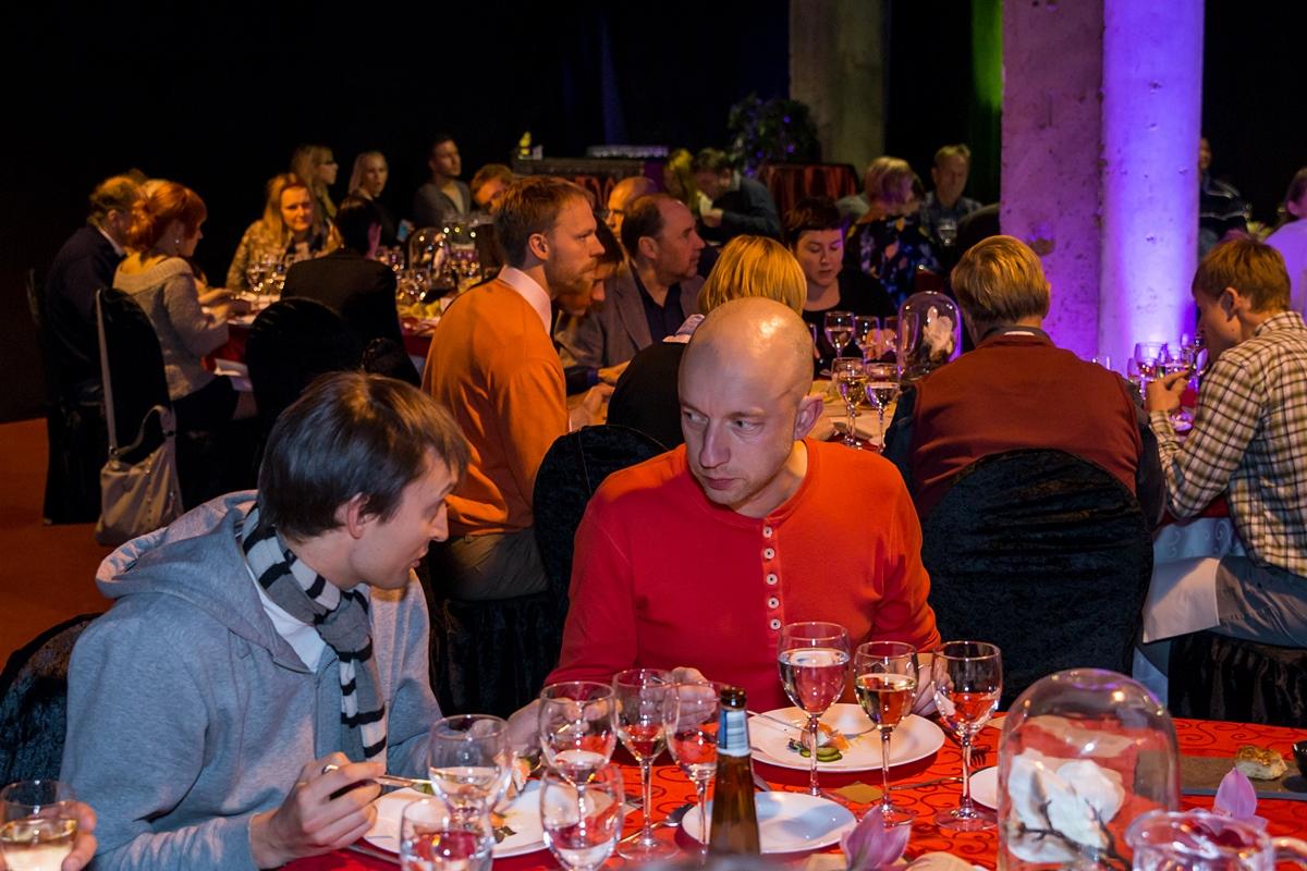 """""""Kriminaalse õhtusöögi"""" melu. Foto: Ardo Säks"""