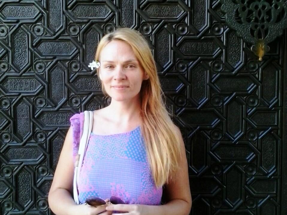 Anna-Maria Penu. Foto: erakogu