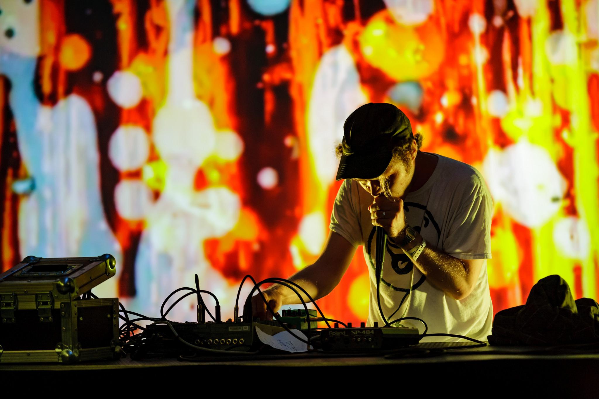 Eric Copeland. Foto: Tanel Tero