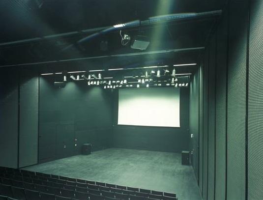 Kumu auditoorium. Foto: Kumu