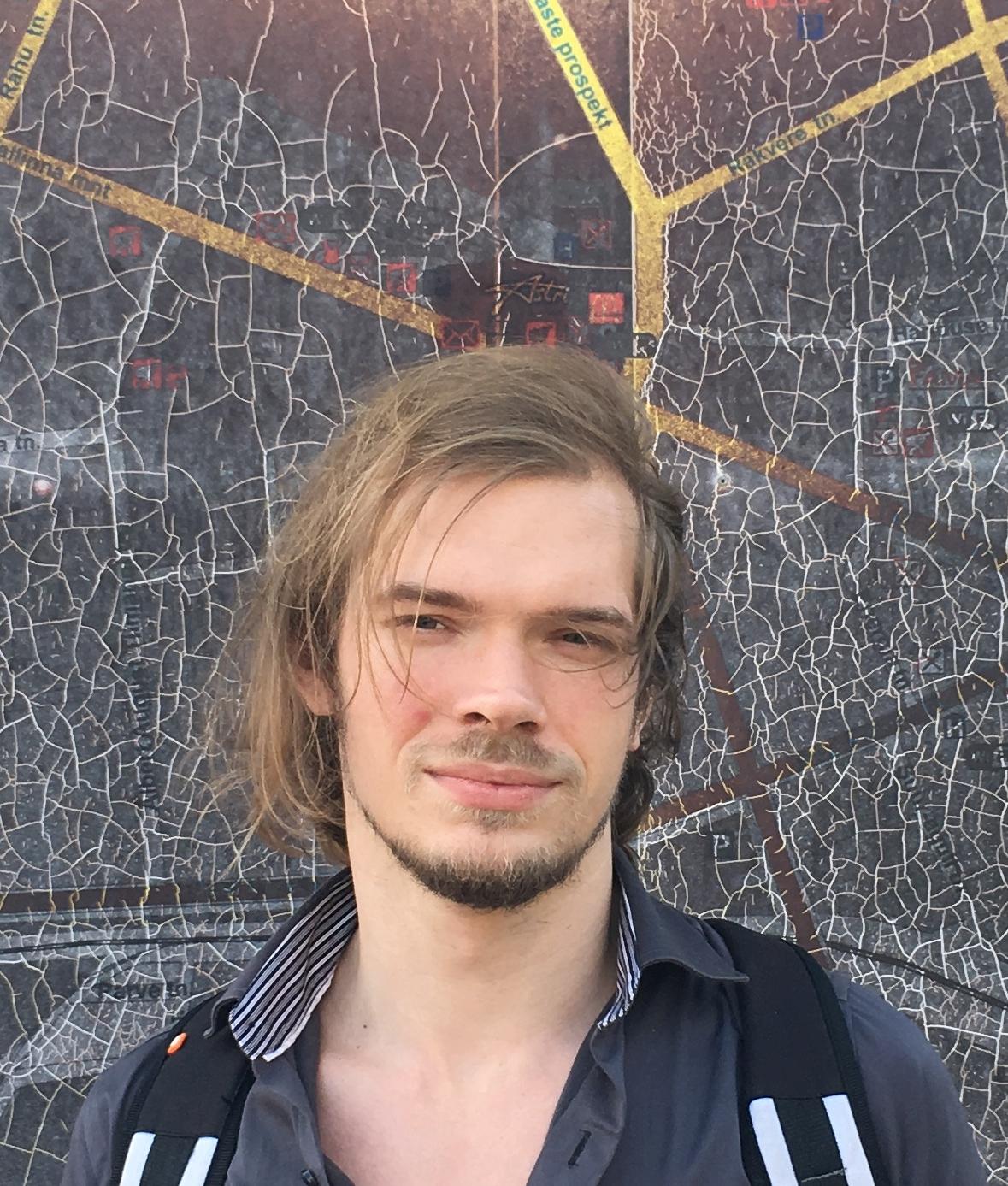 Martin Luiga. Foto: Erakogu
