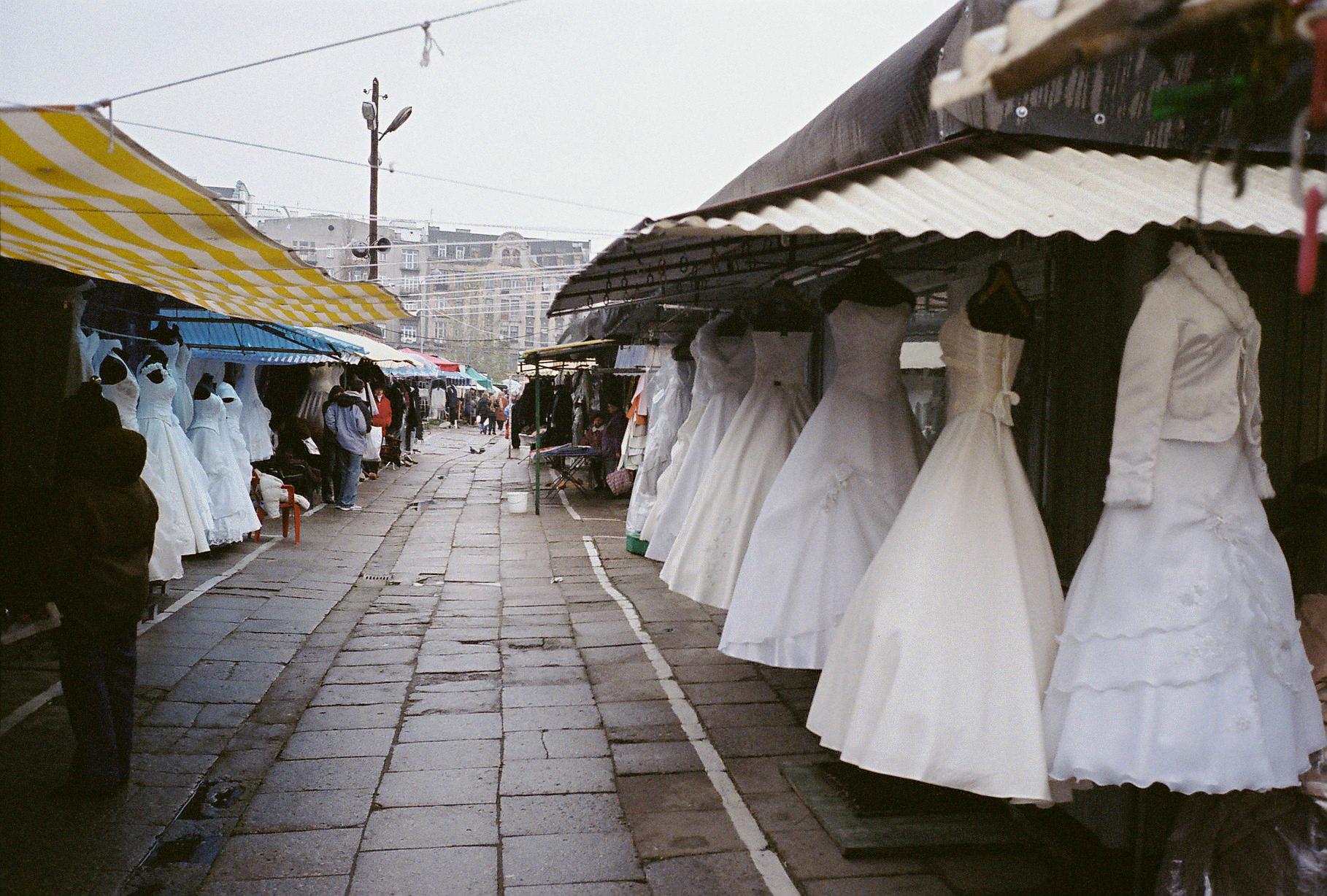 Terve Ida-Euroopa on täis inimesi, kes unistavad kohtadest, kus nad ei ela. Foto: Kaarel Nurk