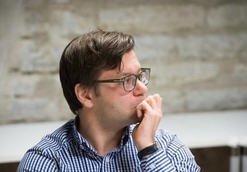Peeter Kutman. Foto: Ilmar Saabas