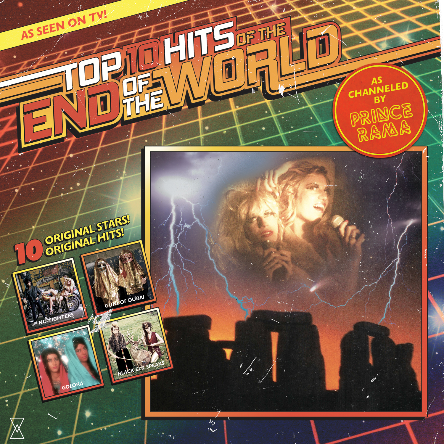 Review: Prince Rama ‒ Top 10 Hits of the End of the World