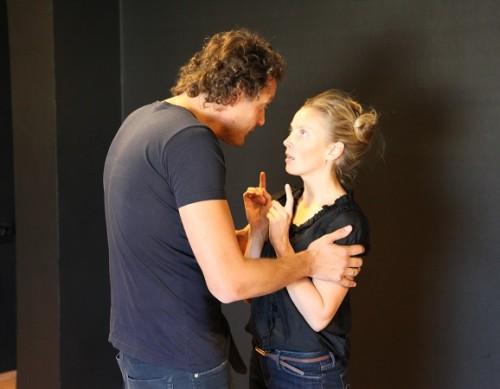 Anti Kobin ja Karin Rask