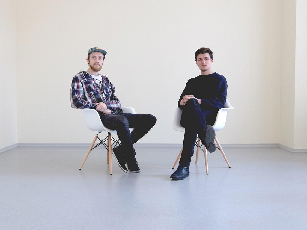 Ruum 414: Valter Jakovski ja Martin Veisman.