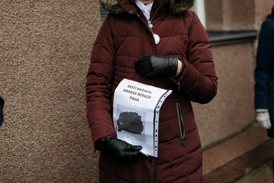 Meeleavalduselt ei puudunud ka eesti meedias staaristaatusesse tõusnud nn oksendav siil.