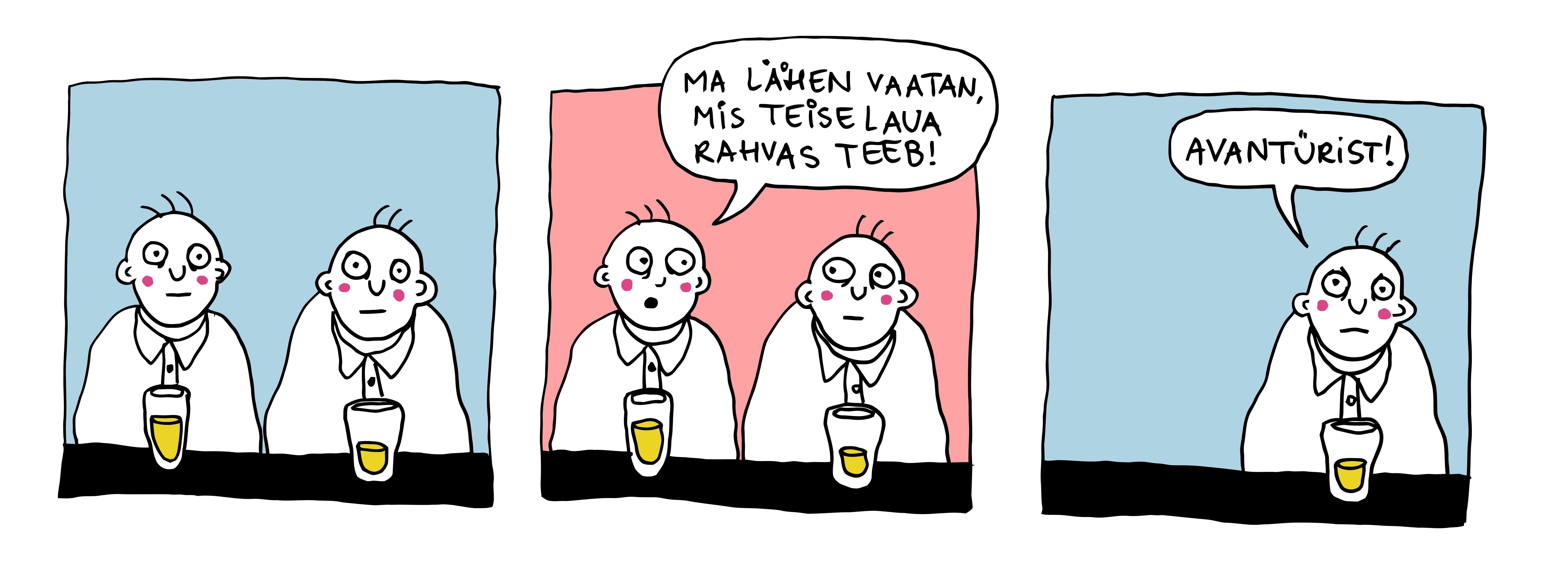 Ave Taavet, 2018