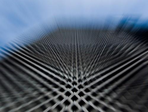 Kaader Tallinna linnast arhitektuurifotograafi Ricardo Santonja Jiméneze pilgu läbi.