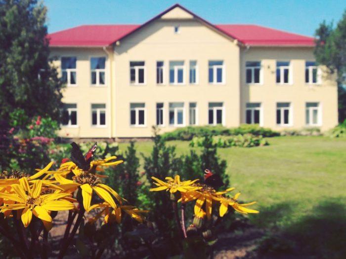 Tartumaal Palal on kool 89 õpilasele. Foto: Pala kool