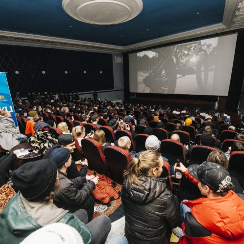 "BMXi-filmi ""Foundation"" linastus, 2017. Foto: Nicolas Jacquemin"