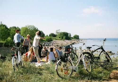Tallinn Bicycle Weeki rattapiknik 2014. Foto: Liisa Põder