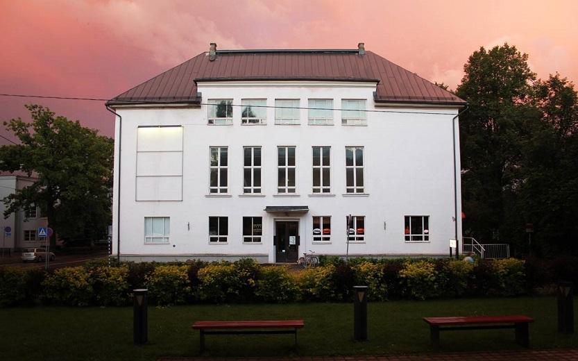 Tartu Kunstimaja. Foto: Kadri Nikopensius