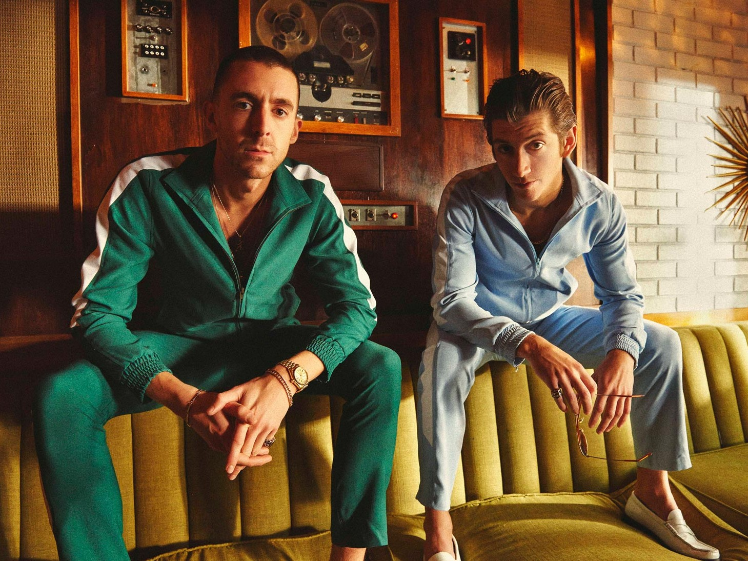 The Last Shadow Puppets. Foto: Zackery Michael / thelastshadowpuppets.com