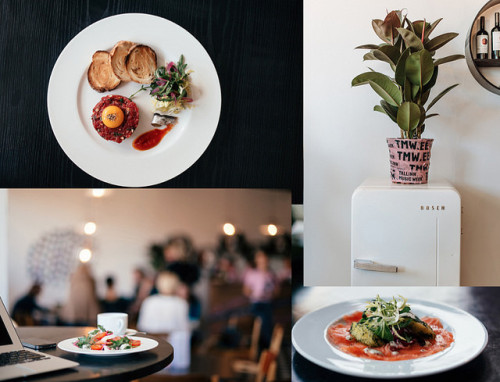 TMW Tastes restaurant festival is also part of the event. Photo: Tõnu Tunnel