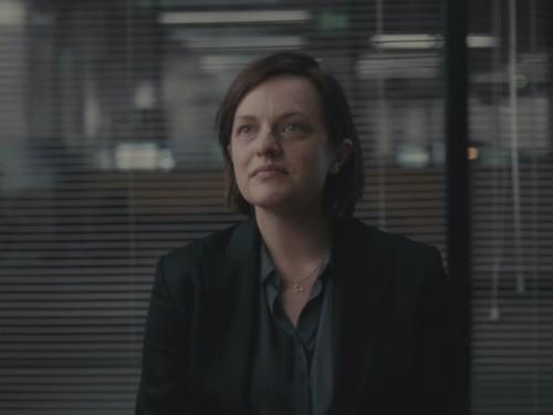 """Elisabeth Moss politseiuurija Robin Griffini rollis. Kaader sarjast """"Top of the Lake"""""""