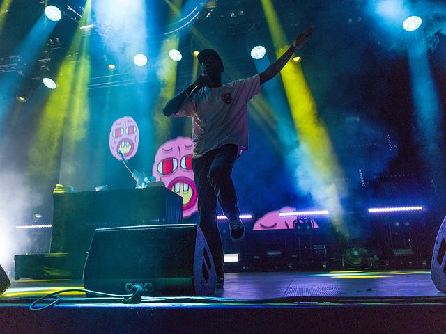 Tyler, The Creator. Foto: Robert Lindstrom