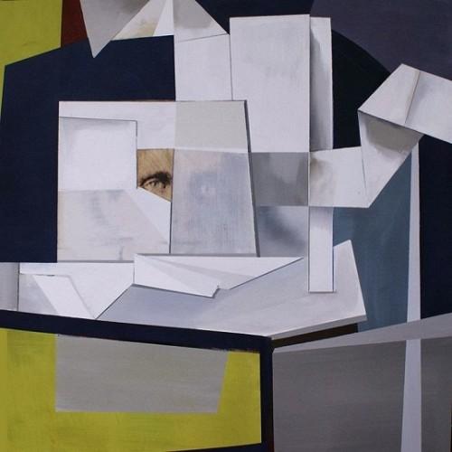 "Kadri Toom. ""unidentified man"", 2012"