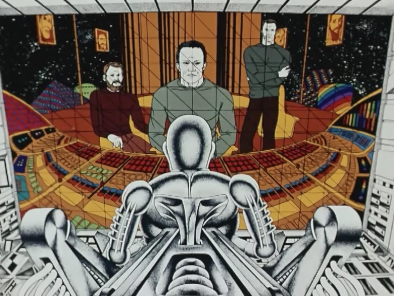 """""""Tagasitulek"""", kogu maailm üritab äratada kosmoses uinunud kosmonauti. Foto: kaader filmist"""