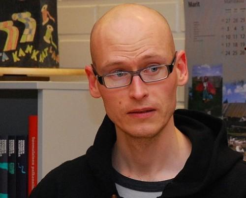 Jussi Valtonen. Foto: Joel Kujala