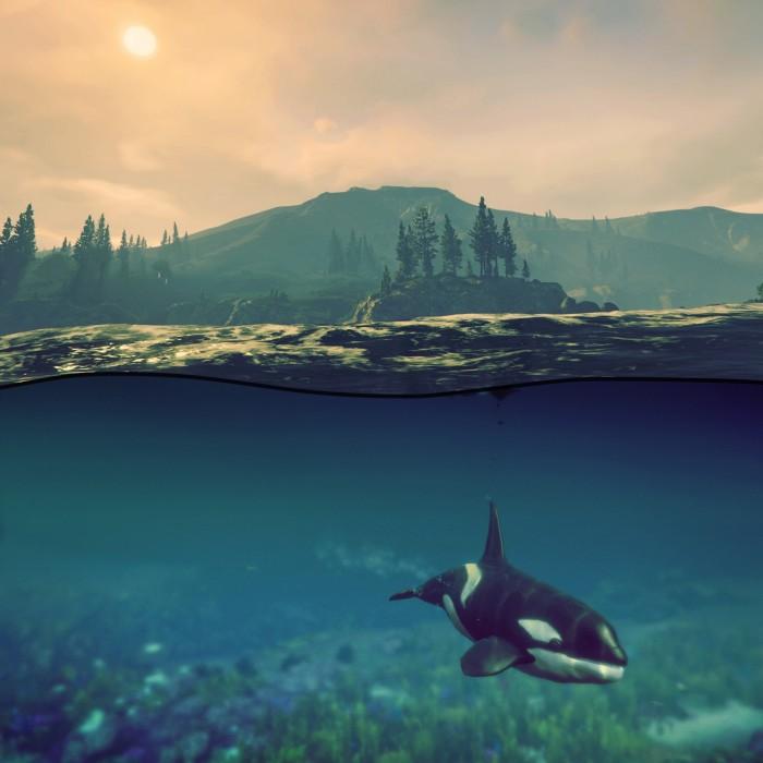"""Rockstar Games'i & Karl Smithi  """"Mõõkvaal"""" (2015) Fotokuu avanäituselt """"Prosu(u)mer""""."""