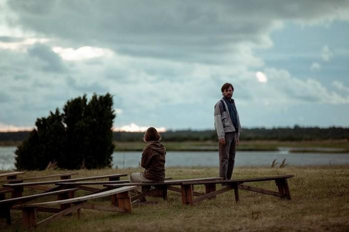Kaader Saaremaal üles võetud filmist
