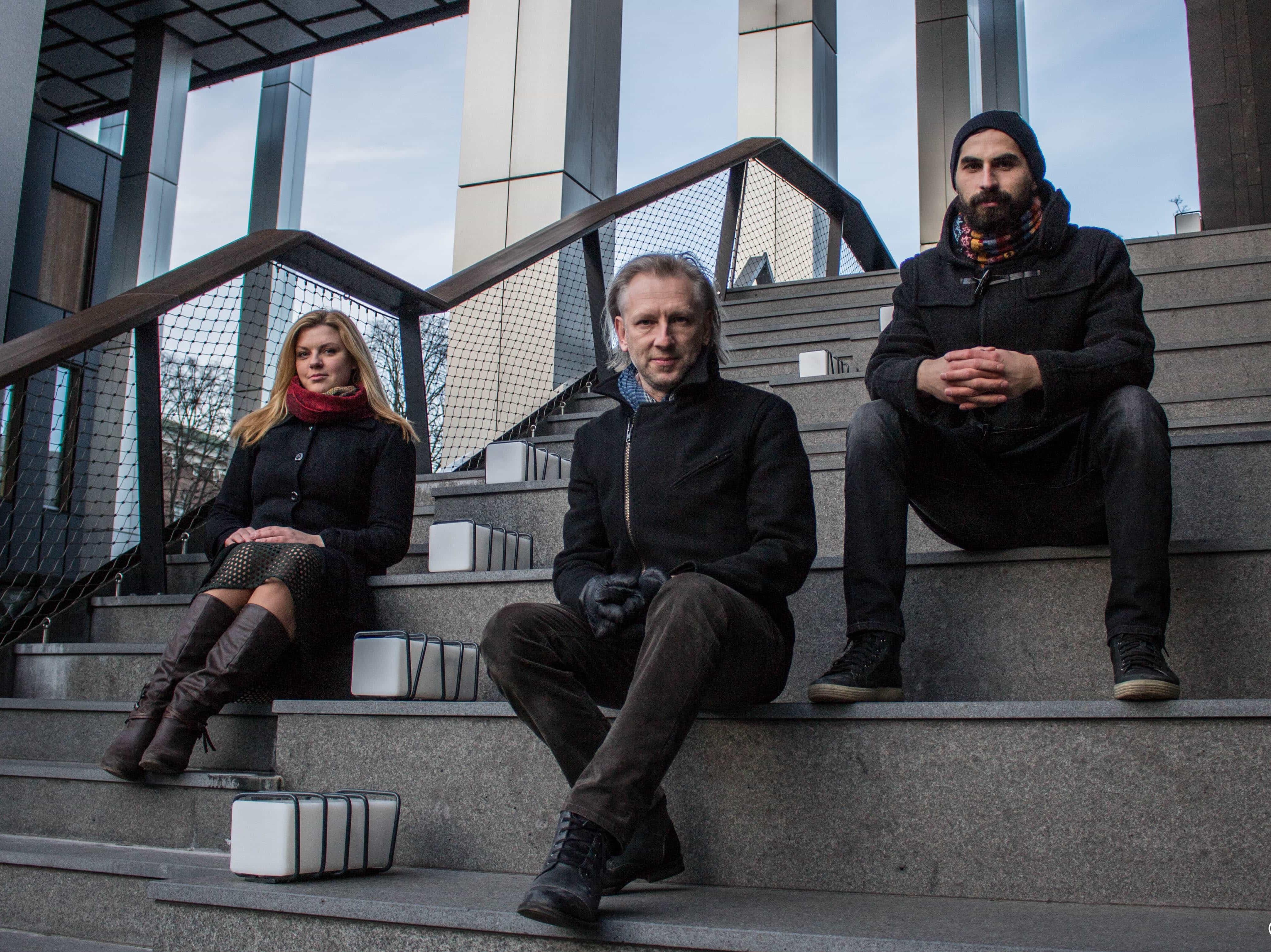 Trio Päri Päri. Foto: Jan Hartvig Ruben