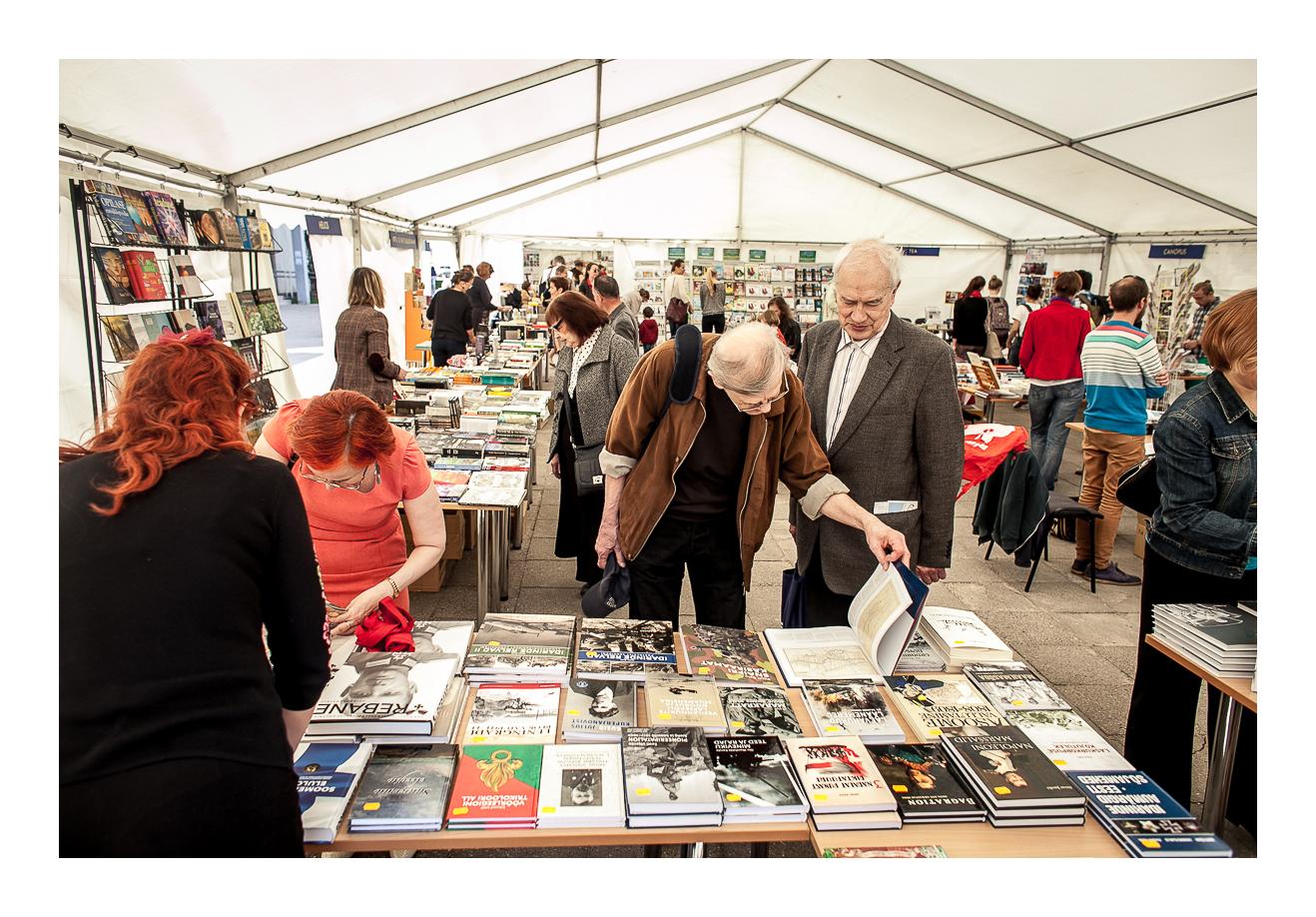 Raamatulaat Prima Vistal. Foto: Heikki Leis