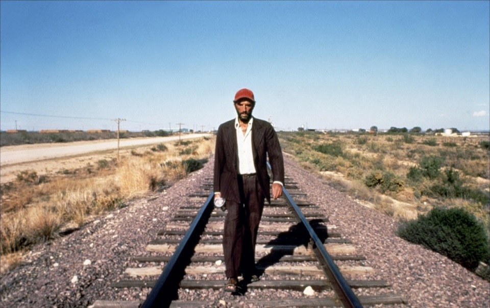 "Kaader filmist ""Paris, Texas"""