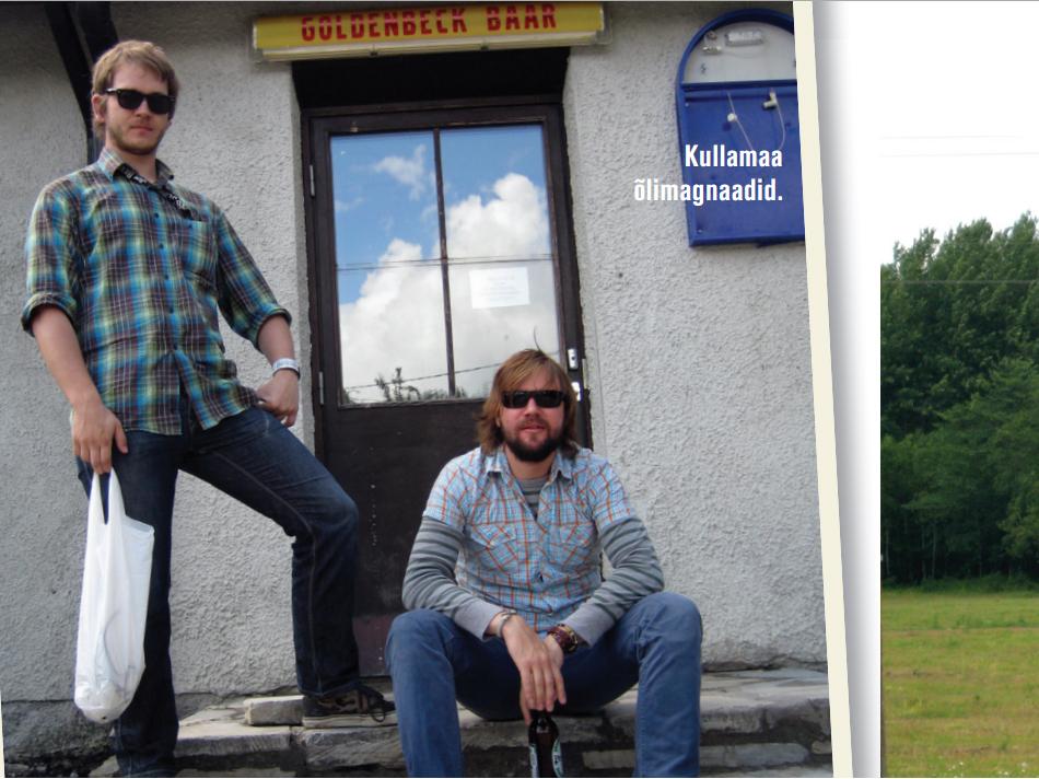 Madis Aesma ja Robert Kõrvits. Foto: FHMi arhiiv